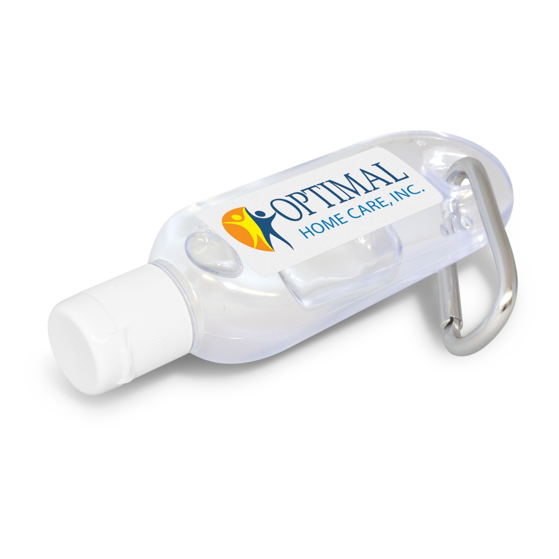 Carabiner Hand Sanitiser 30ml