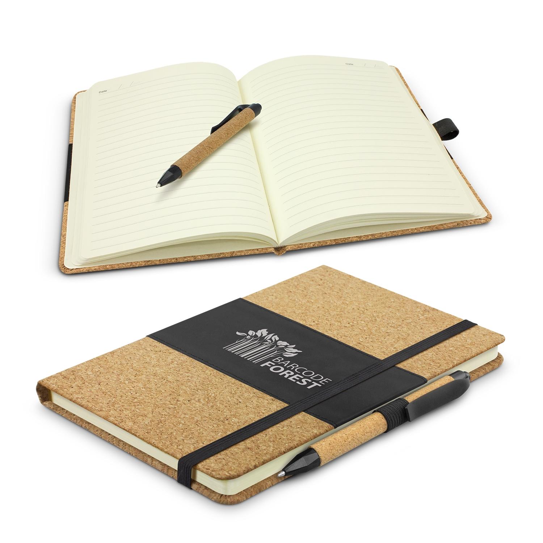 Inca Notebook with Pen
