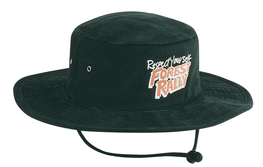 Brushed Heavy Cotton Hat